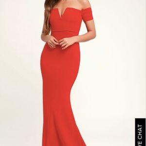 Red Maxi Dress Lulus